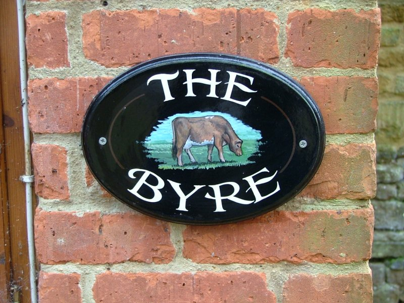 The Byre Holiday Cottage Oxfordshire
